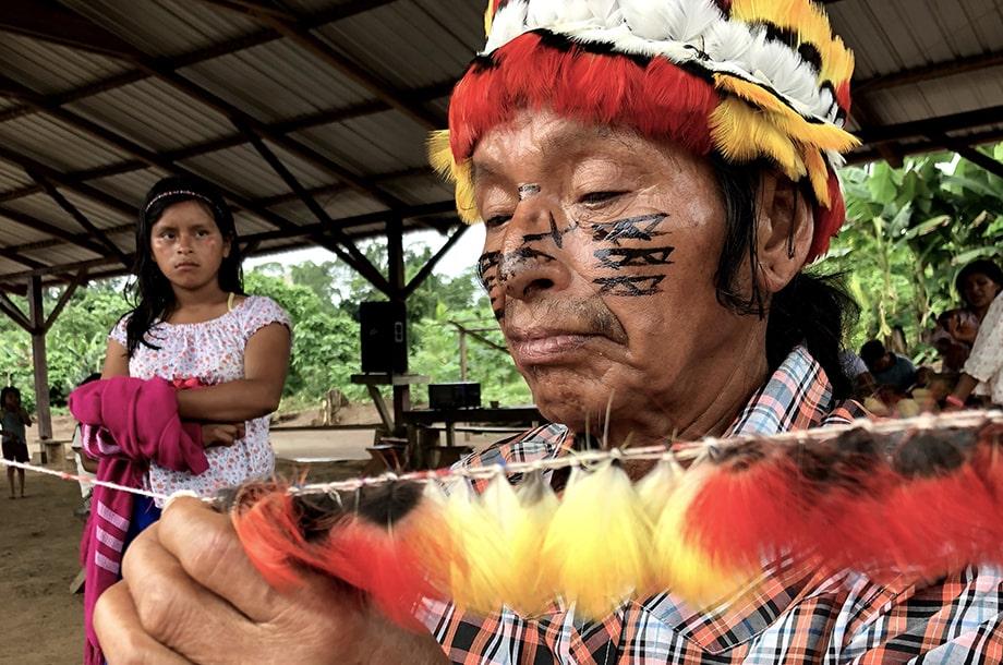 Peuples premiers - Ashuar Équateur