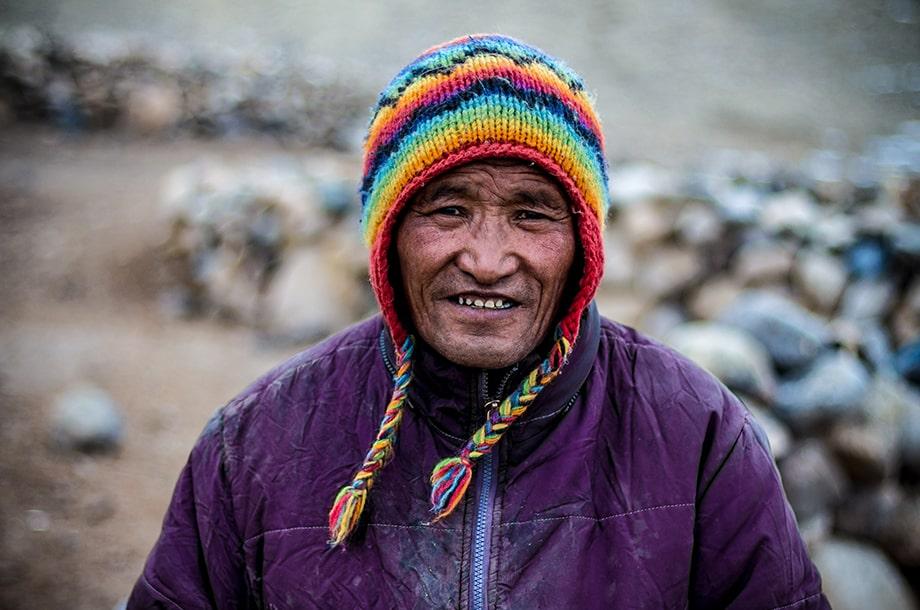 Peuples premiers - Ladakhi Inde