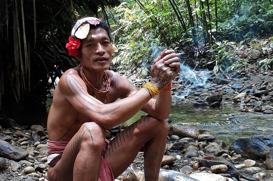 Peuples premiers - Mentawai Sumatra