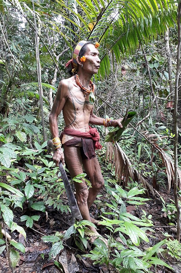 Mentawai - Indépendance de l'Indonésie