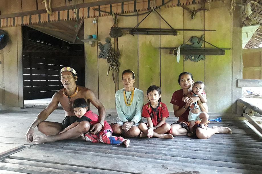 Peuple Mentawai