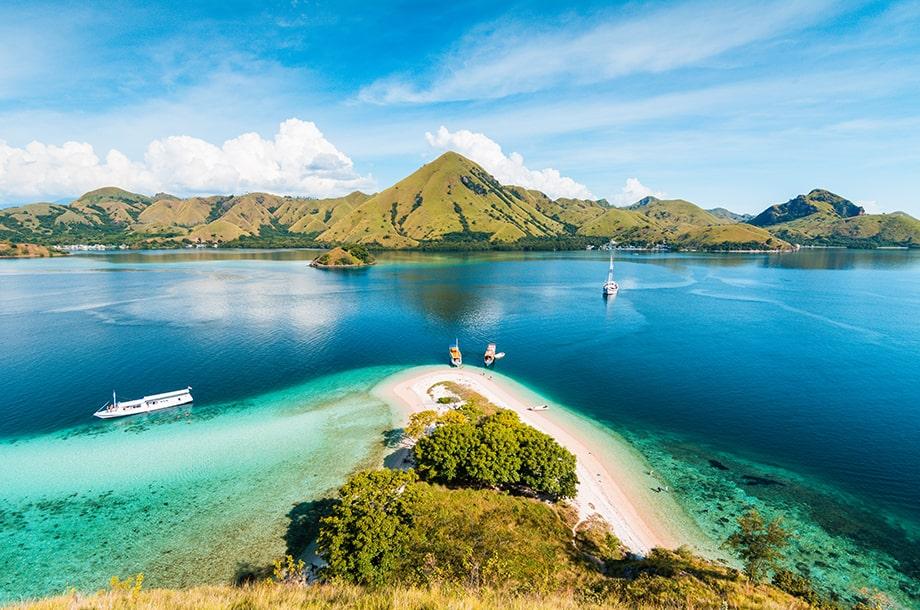 Destinations Indonésie