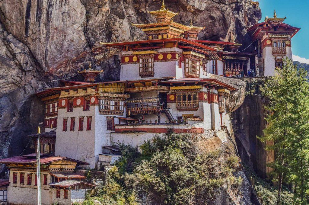 Voyage-Bhoutan-Tiger-Nest