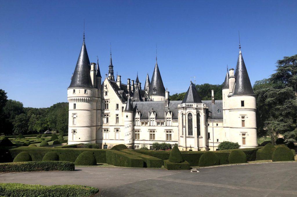 Chateau De Ladoucette destination voyage France Pouilly sur Loire