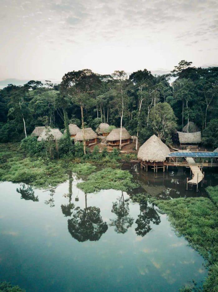 Amazone hotel de charme
