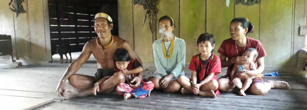 Famille Mentawai