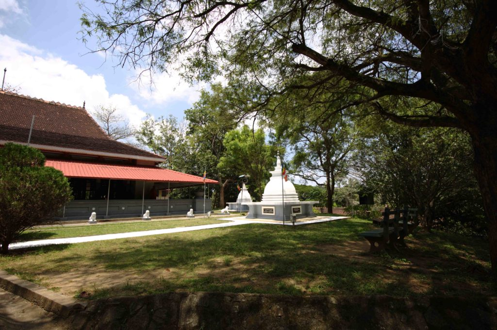 Monastere des nones bouddhistes