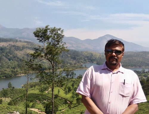 Les peuples du monde prennent la parole: K. Dinesh Kumar, guide francophone en Inde