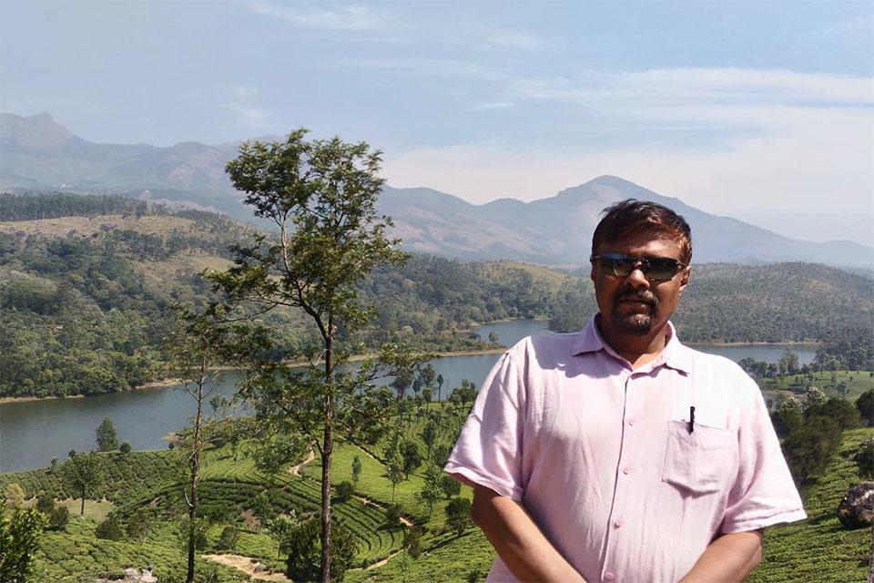 Dinesh Kumar _ Guide francophone en Inde