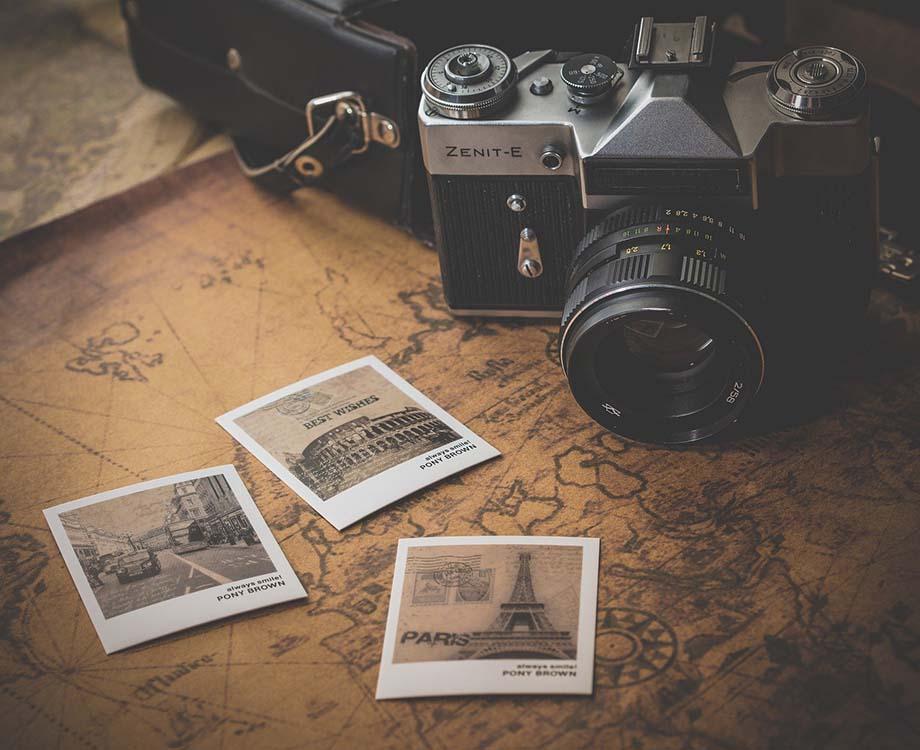 Ou partir en voyage cet été camera et photo