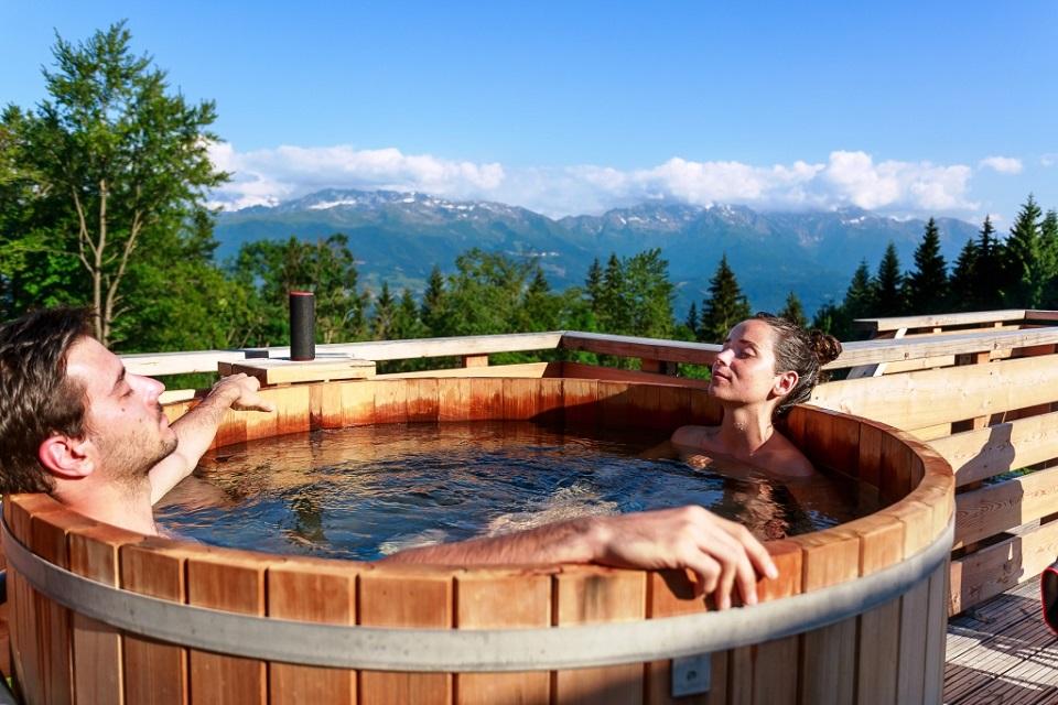 bain norvégien nature